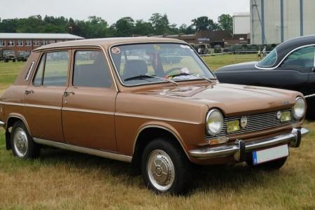 Coussinets de palier - Simca - 1100