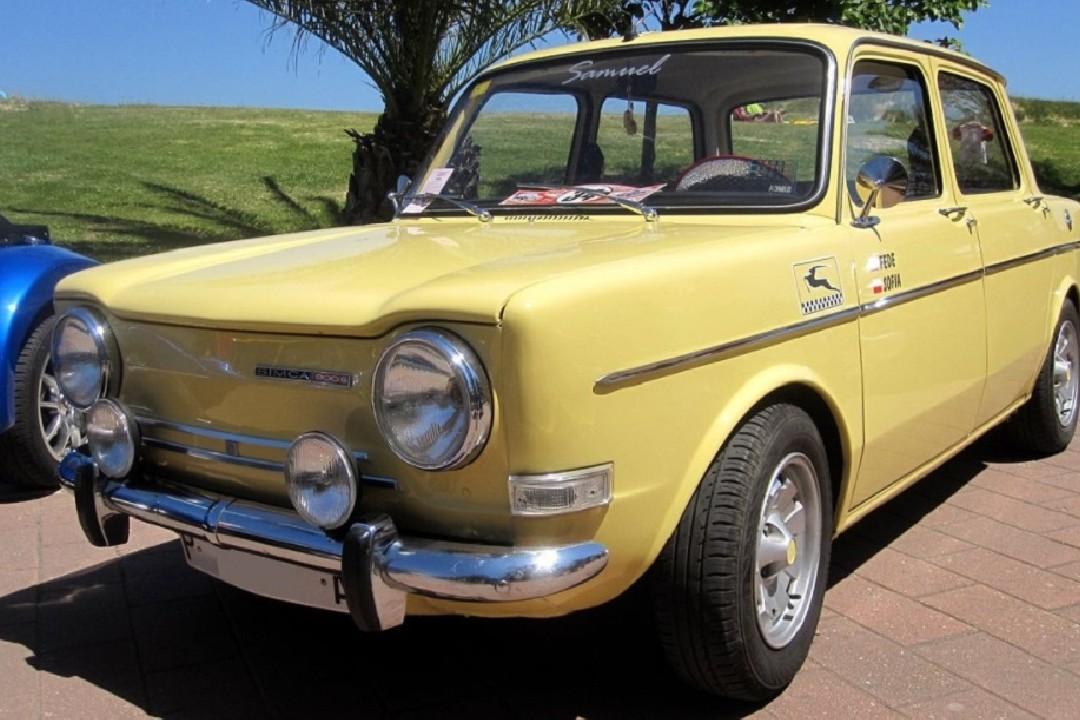 Coussinets de palier - Simca - 900