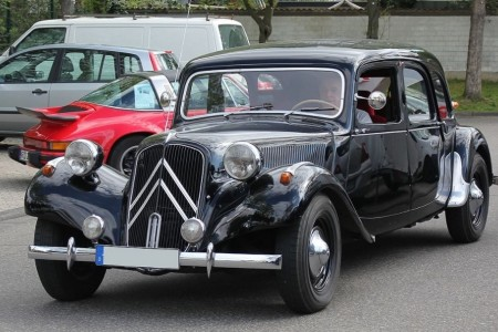 Coussinets de palier - Citroën - Traction 11 CV