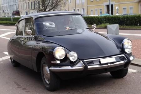 Coussinet de palier - Citroën - DS 19
