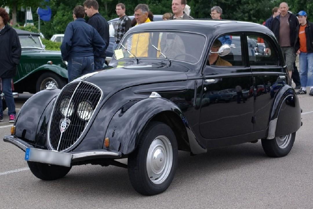 Coussinets de bielle - Peugeot - 202