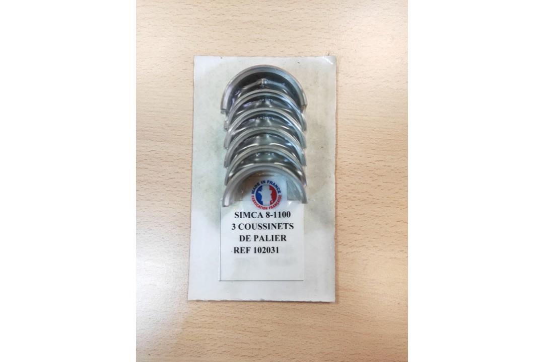Coussinets de palier mince - Simca 8.1100